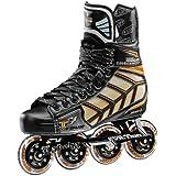 Tour Hockey Adult's Fish BoneLite 750 Inline Hockey Skates - 93BL