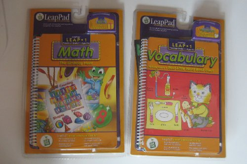 "LeapPad: Leap 1 Vocabulary - ""Richard Scary's Best Little Word Book Ever"" Interactive Book and Cartridge - 1"
