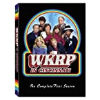 WKRP In Cincinnati: The Complete First Season DVD Set