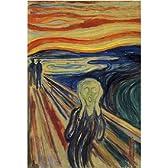 アート『ムンク《Scream/叫び》』ポスター