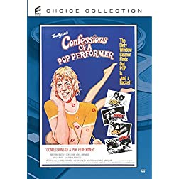 Confessions of A Pop Performer (1975) - DVD