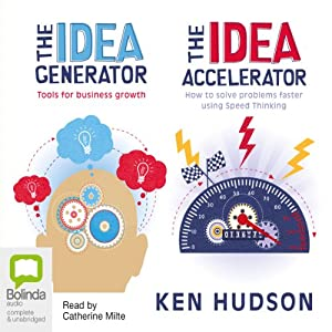 The Idea Generator & Accelerator Audiobook