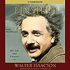 Einstein: His Life and Universe Hörbuch von Walter Isaacson Gesprochen von: Edward Herrmann