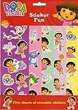 Dora The Explorer: Sticker Fun