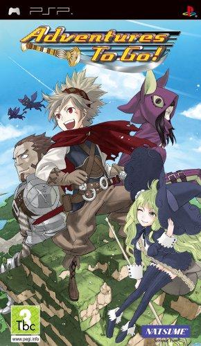 Adventures to go (PSP)