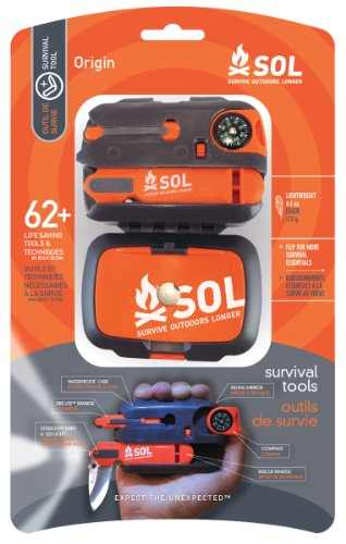 SOL Origin Survival Kit and Essential Survival