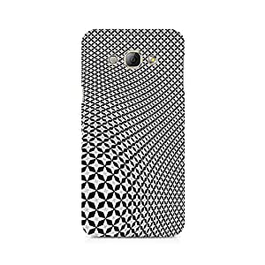 Ebby Diamong Illusion Premium Printed Case For Samsung A8