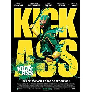 DVD Kick-Ass