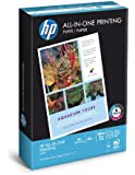 Hewlett Packard [HP] Printer Paper All-in-One Ream-Wrapped 80gsm A4 White Ref HAO0317 [500 Sheets]