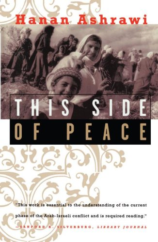 This Side of Peace, HANAN ASHRAWI