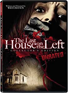 "Cover of ""The Last House on the Left (Unr..."