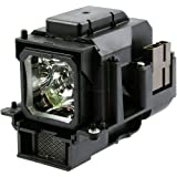 Electrified VT-75LP / 50025478 / 50030763 / VT75LP - Replacement Lamp With Housing For NEC Projectors