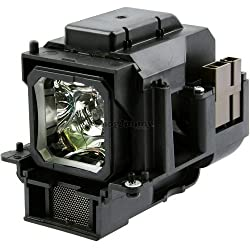 Electrified VT-75LP / 50025478 / 50030763 / VT75LP - Replacement Lamp with Housing for NEC Projectors