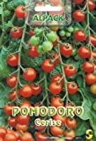CHERRY TOMATO - CERISE - 0.4GM APPROX 140 SEEDS - PICTORIAL PACKETS