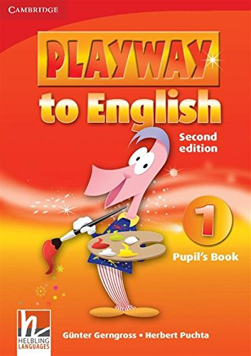 Playway to English 2nd  1 Pupil's Book