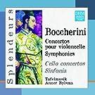 Boccherini - Concertos pour violoncelle (Coll. Splendeurs)
