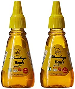 Apis Himalaya Honey, 225g (Buy one, get one Free)