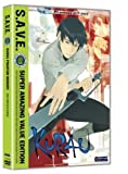 Kurau Phantom Memory: The Complete Box Set S.A.V.E. by Funimation Prod by Matt Greenfield