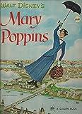 Walt Disney's Mary Poppins a Big Golden Book