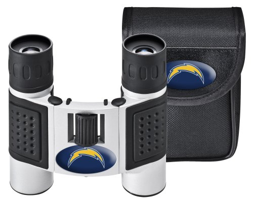 Nfl San Diego Chargers High Powered Compact Binoculars