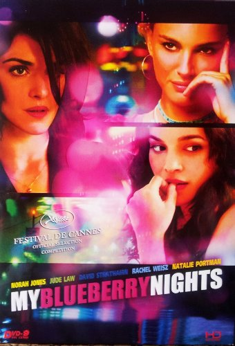 My Blueberry Nights (2007) Norah Jones, Jude Law, Natalie Portman