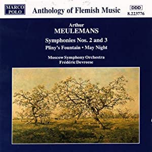Meulemans - Orchestral Works from Marco Polo