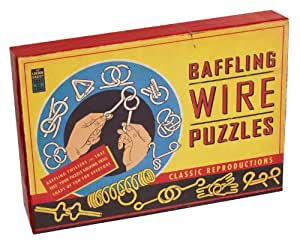 The Lagoon Group Baffling Wire Puzzle