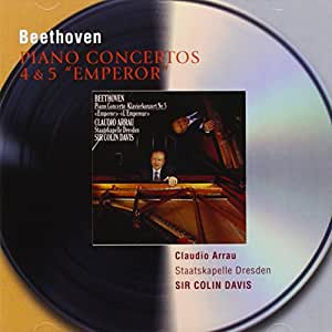 Piano Concertos 4 & 5: Emperor