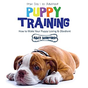 Puppy Training: From Day 1 to Adulthood: How to Make Your Puppy Loving and Obedient | [Amy Morford]