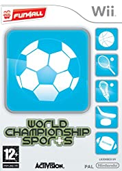 World Championship Sports (Fun 4 All) /Wii
