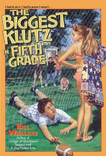 The Biggest Klutz In Fifth Grade front-722125