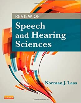 Audiology and Speech Pathology research buy