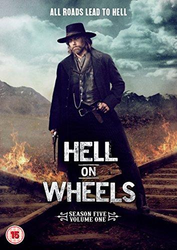 Hell on Wheels Season 5 Volume 1 [Edizione: Regno Unito]