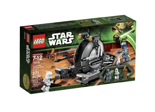 LEGO Star Wars Corporate Alliance Tank Droid Amazon.com