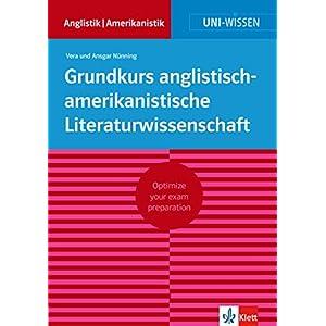 Uni-Wissen Grundkurs anglistisch-amerikanistische Literaturwissenschaft (deutsche Version): Optimize
