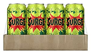 SURGE, 12 ct, 16 FL OZ Cans