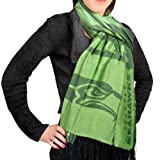 NFL Seattle Seahawks Pashmina Fashion Scarf at Amazon.com