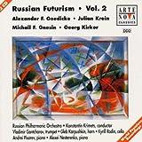 Russian Futurism Vol. 2