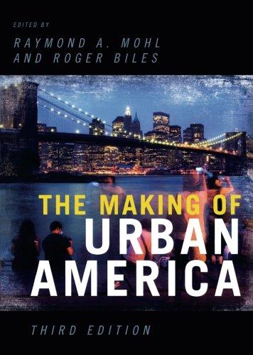 urban america essay