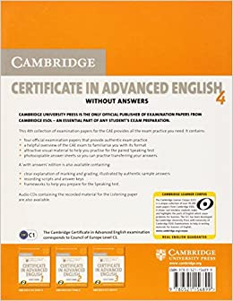 certificate in advanced english 6 with answers pdf