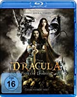 Dracula-the Dark Prince [Blu-ray] [Import allemand]