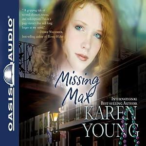 Missing Max Audiobook