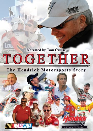 Cover art for  Together: The Hendrick Motorsports Story [Blu-ray]