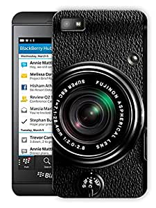 "Camera Photography Love Printed Designer Mobile Back Cover For ""Blackberry Z10"" By Humor Gang (3D, Matte Finish, Premium Quality, Protective Snap On Slim Hard Phone Case, Multi Color)"