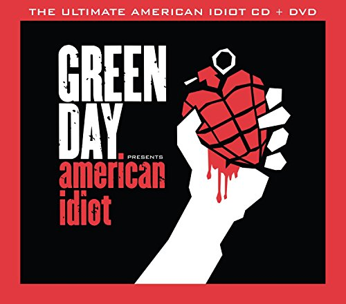 Green Day - The Ultimate American Idiot (Cd+Dvd)