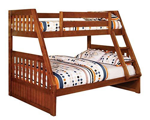 Bunk Beds Twin Over Full 4347 front