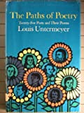 Paths of Poetry (0440068444) by Untermeyer, Louis