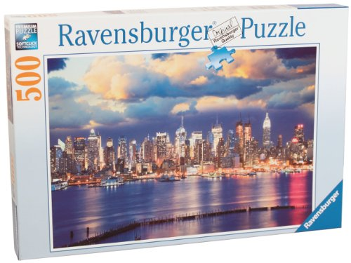 Ravensburger New York City Skyline - 500 Piece Puzzle