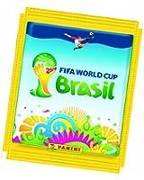 Panini - 2014 Fifa World Cup Brazil - Pochette de 5 Stickers Coupe du Monde