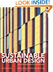 Sustainable Urban Design: An Environm...